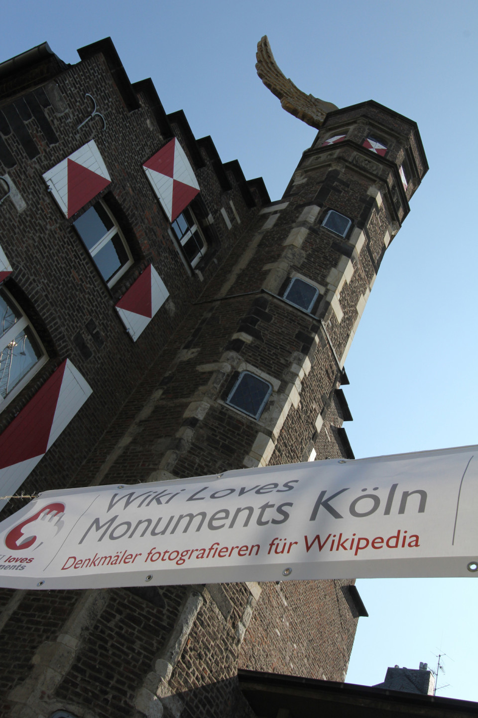 Wiki took Cologne!