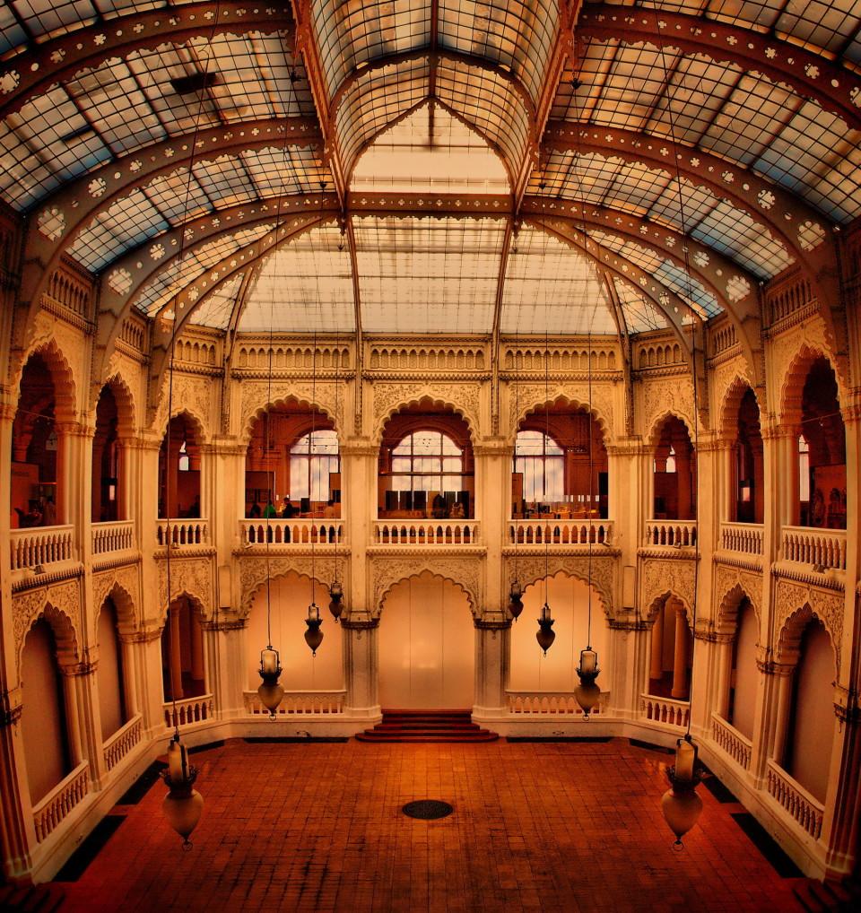 Budapest Museum of Applied Arts wins Art Nouveau Prize