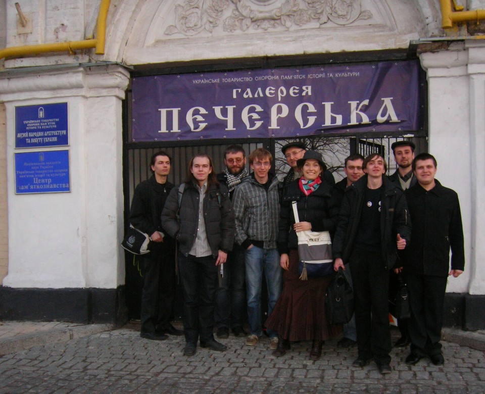 WLM travels to Ukraine & the Czech Republic