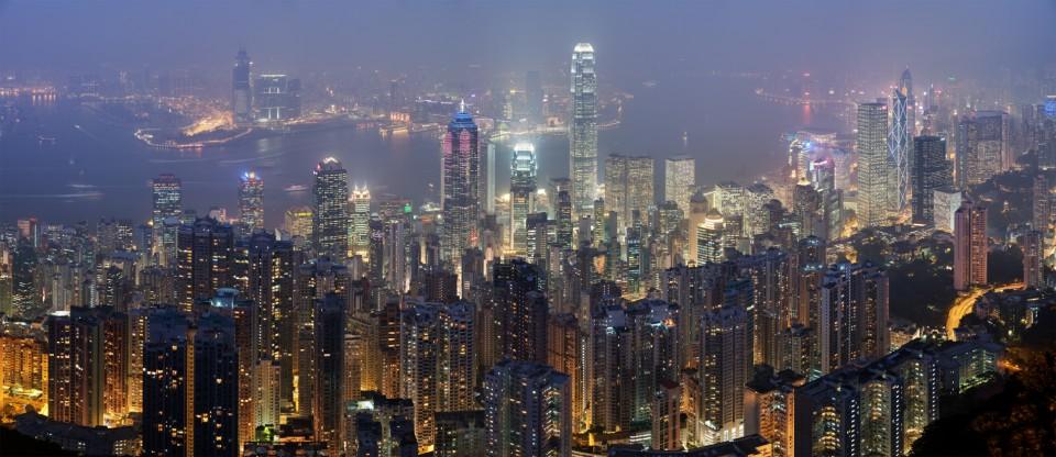 The winner goes to Hong Kong