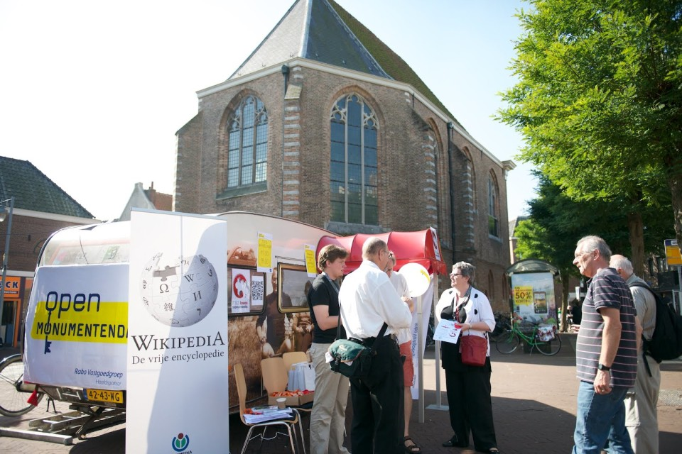 One sunny Heritage Day in Gouda