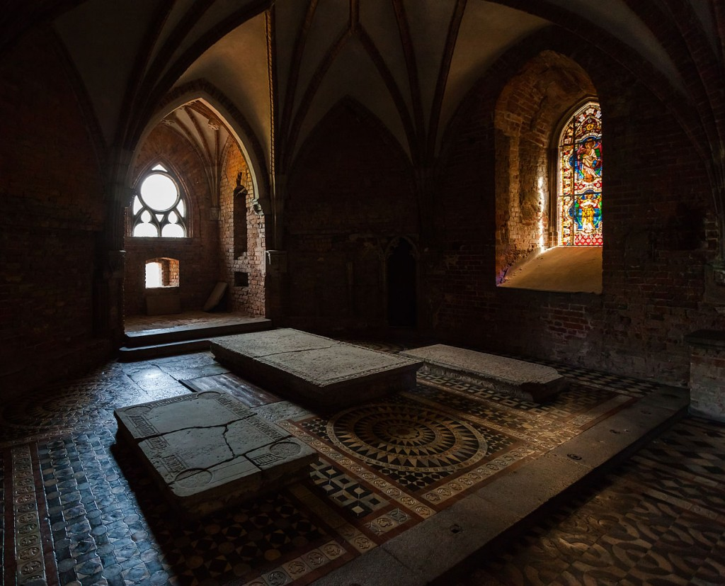 Malbork Castle, Poland. Photo: Diego Delso, CC BY-SA