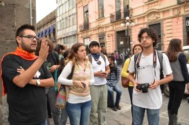 A monumental saturday in Puebla