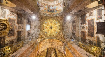 Photographing unseen monuments in Spain
