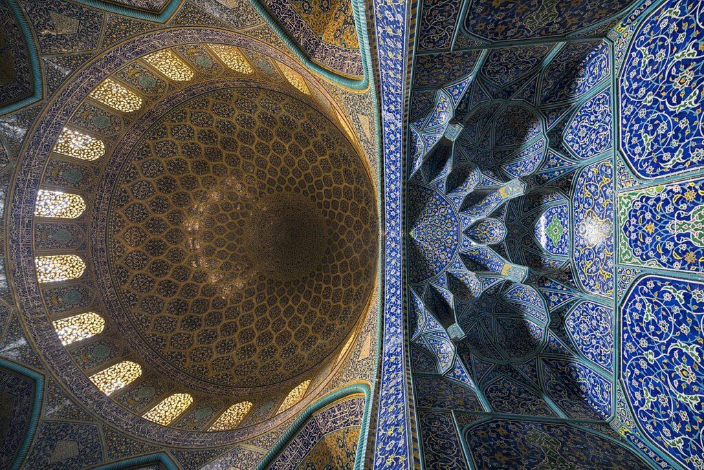 1-е місце. Мечеть Шейха Лютфалли, Іран